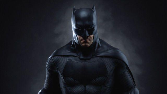batman - justice league wallpaper