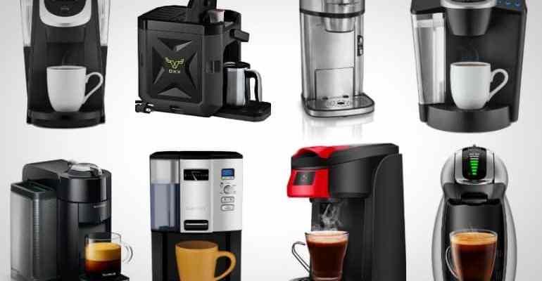 Single Serve Coffee Brewer Market