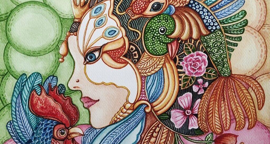 online art