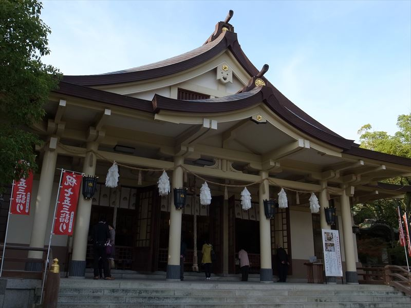 20151121-Minatogawa Shrine-7