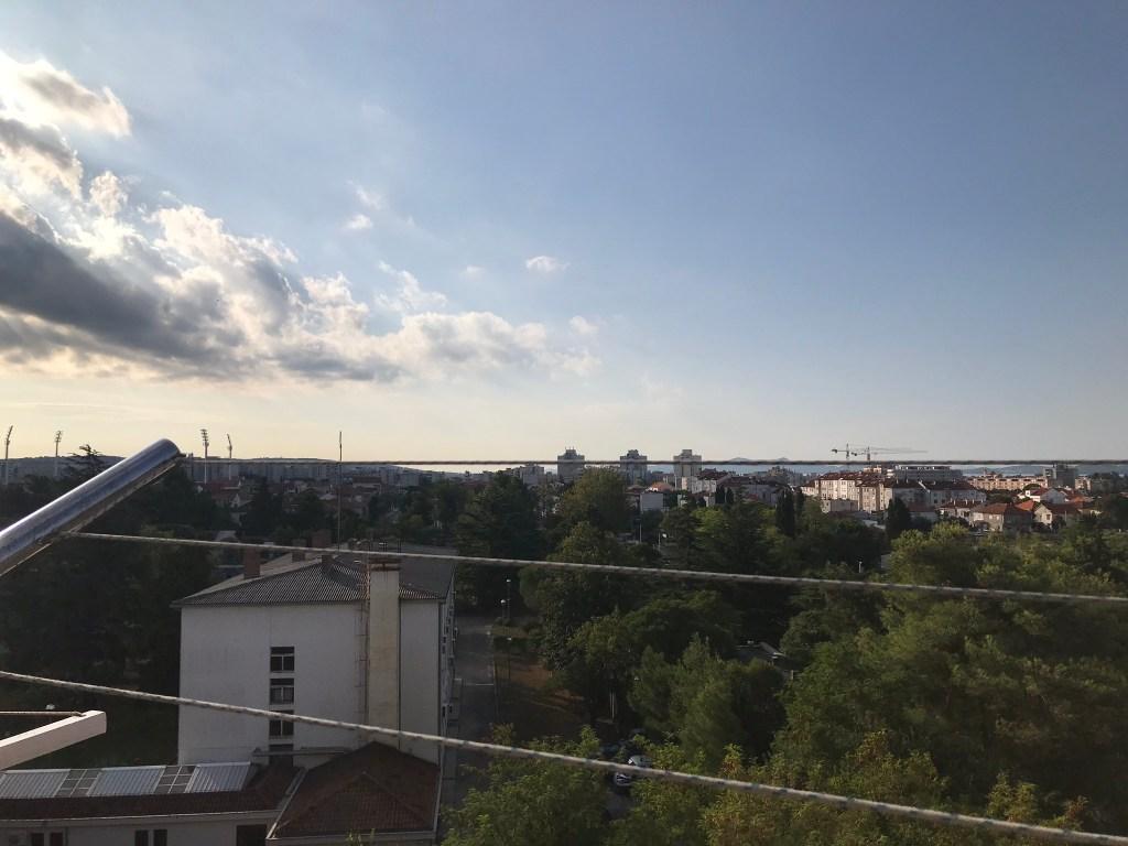 despertar en Zadar