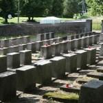 Alfabetyczny spis – słynne nekropolie