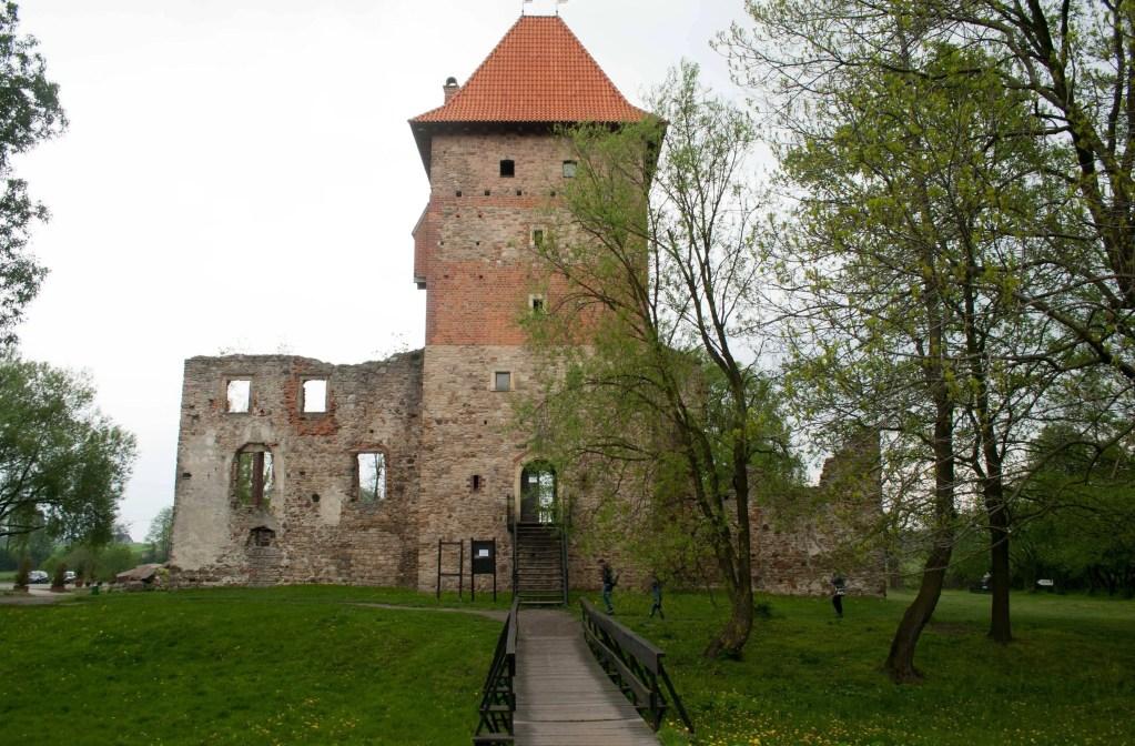 atrakcje na zamku w chudowie