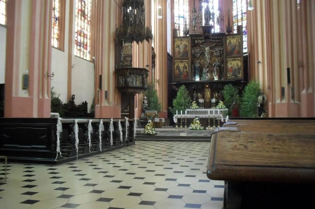 katedra i kościół Maurycego w Ołomuńcu