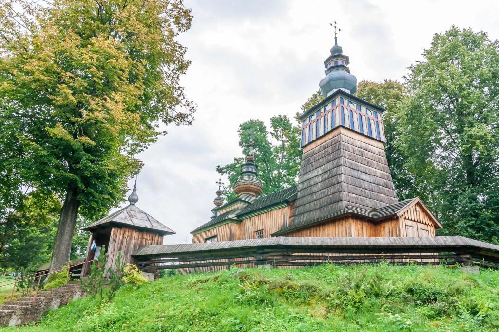 Cerkwie łemkowskie w Polsce