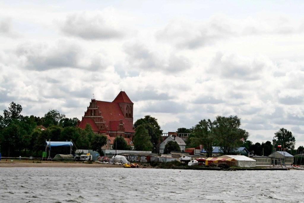 Kościół św Piotra i Pawła w Pucku