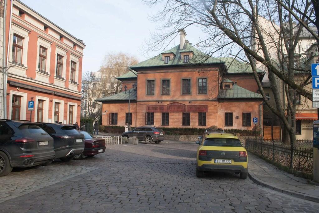 Żydowski Kazimierz w Krakowie