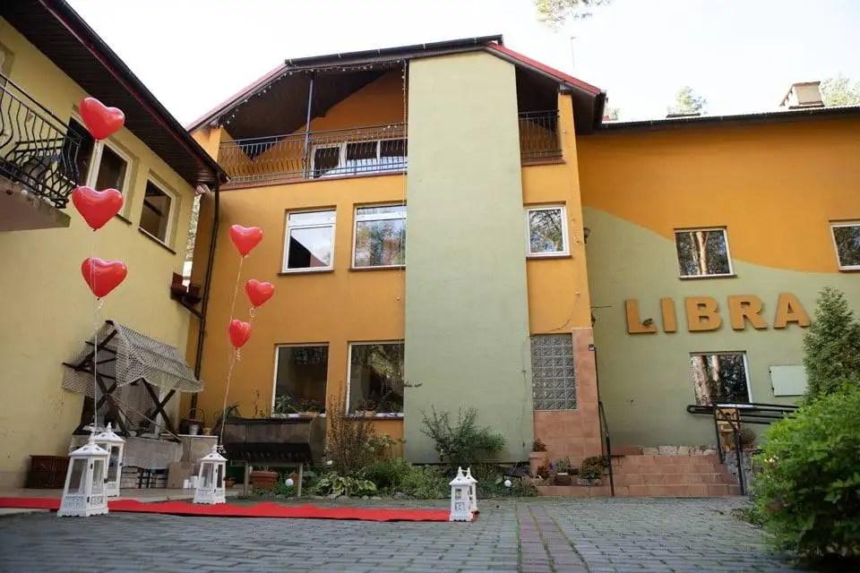 Ośrodek Libra nad Zalewem Sulejowskim