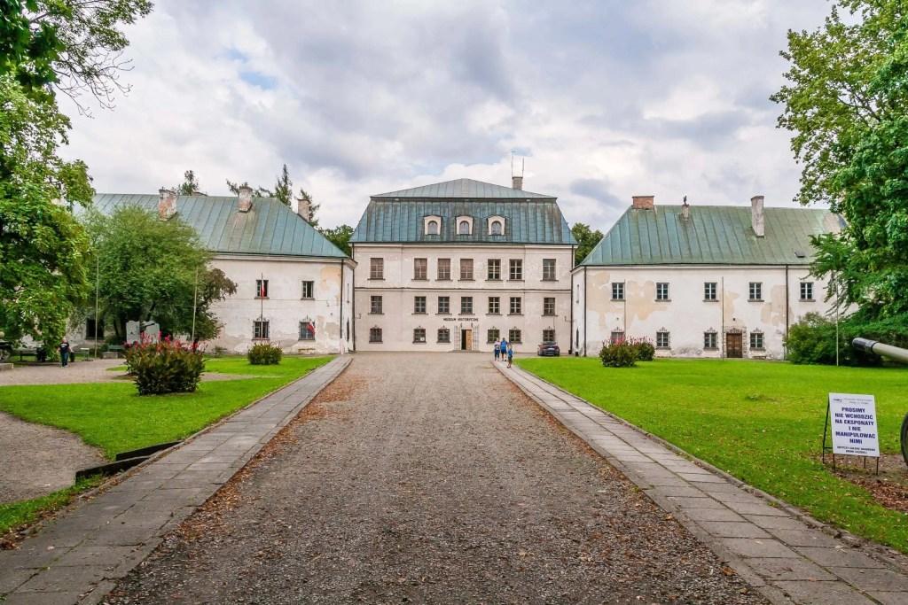 Pałac i Muzeum Historyczne w Dukli