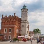 Atrakcje turystyczne w Sandomierzu