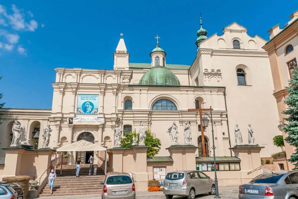 Sanktuarium M.B. Śnieżnej w Jarosławiu