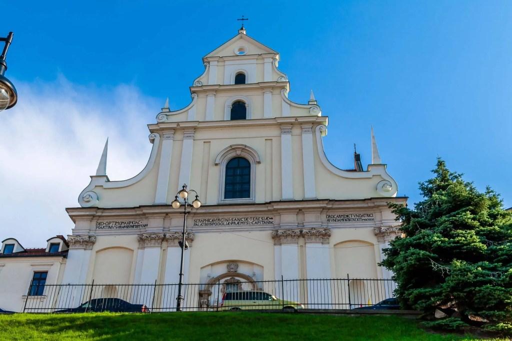 Kościół Ojców Karmelitów w Przemyślu
