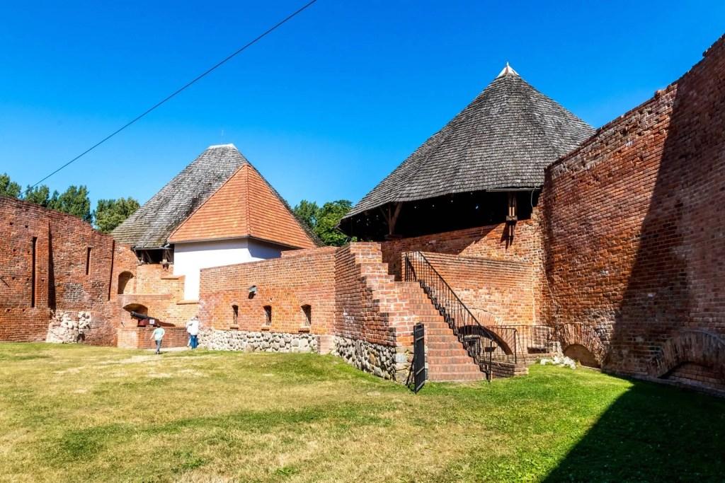 Zamek Królewski w Międzyrzeczu