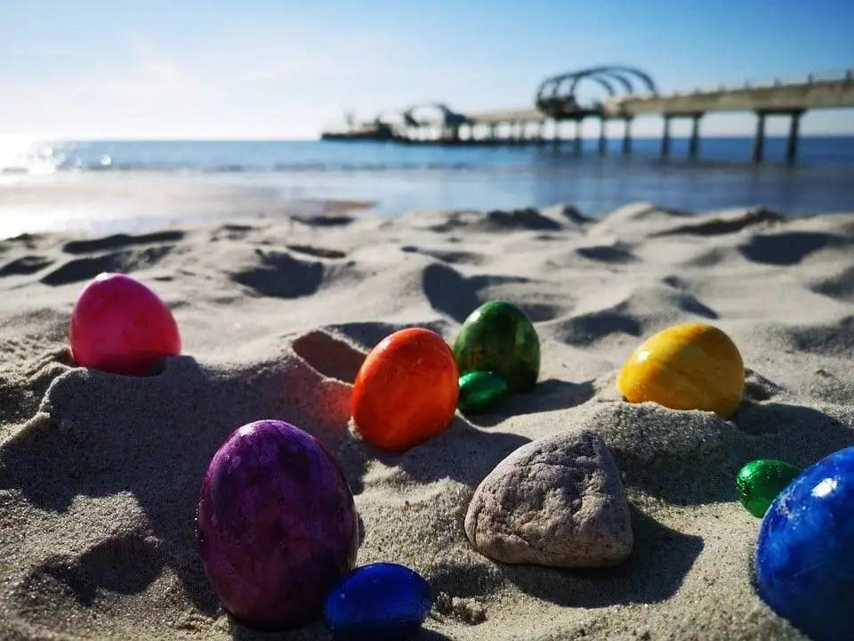 Święta Wielkanocne nad morzem