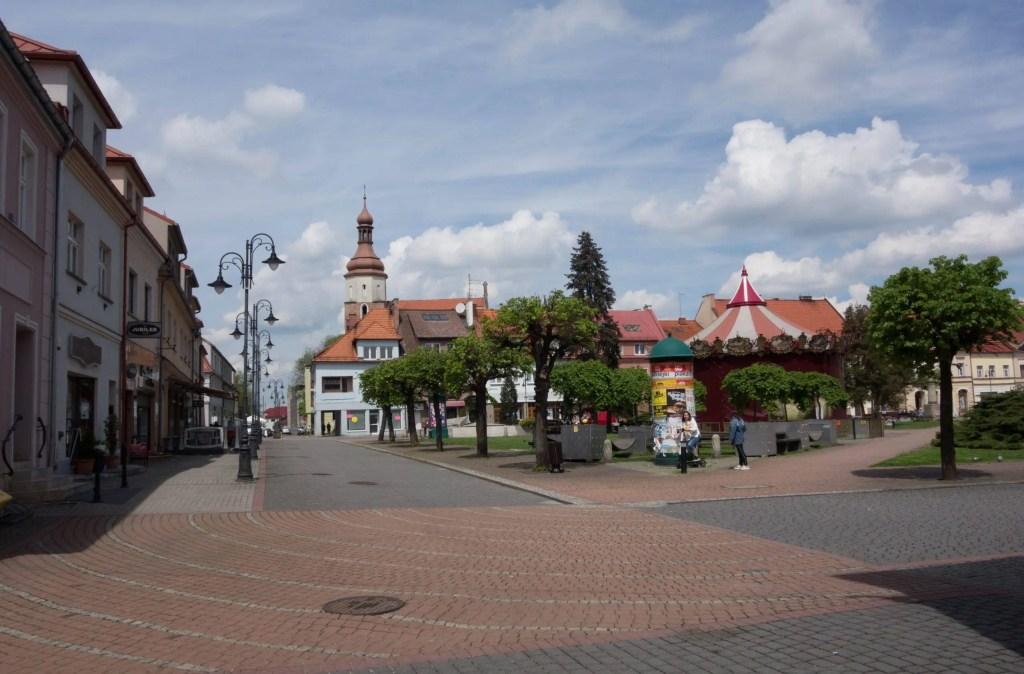 Atrakcje turystyczne w Żorach na Śląsku