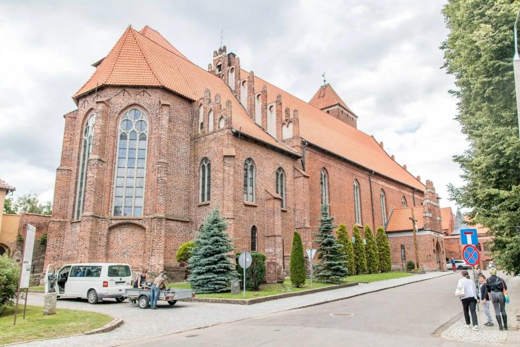 Bazylika św Jerzego w Kętrzynie