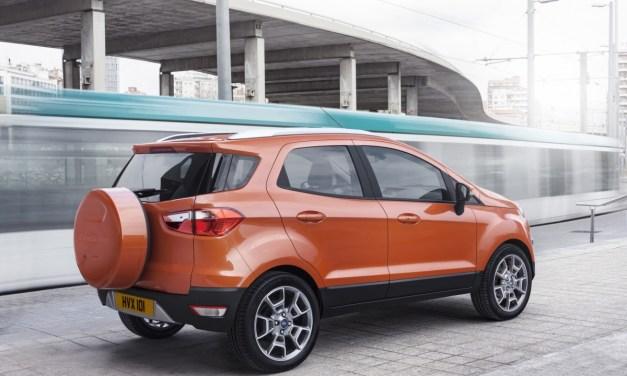 EcoSport – nowy SUV wg Forda
