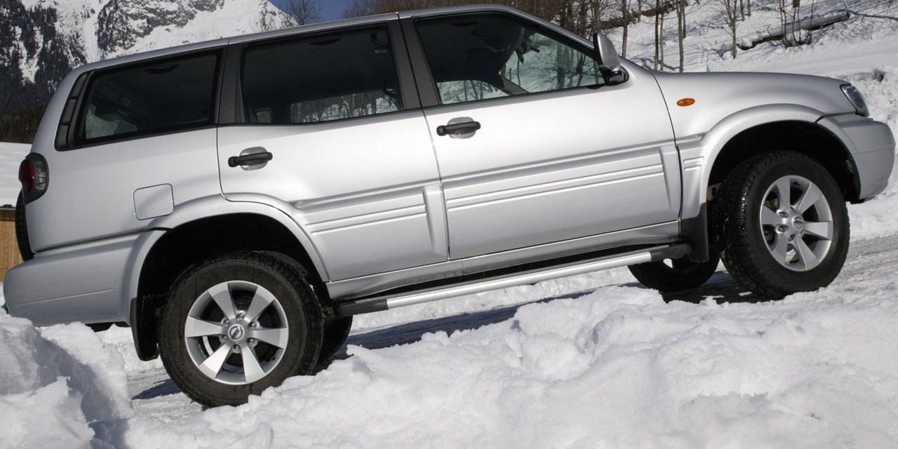 Nissan Terrano II – udany kompromis ?