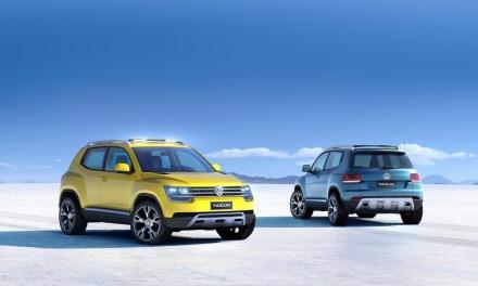 Mini-SUV Volkswagena – Taigun – jeszcze w tym roku