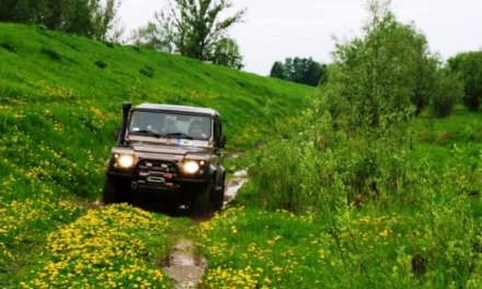 Mazovia Off Road Family Adventure już 1 czerwca