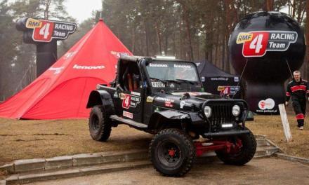 RMF 4 Racing Team – drużyna sportowa z pasją