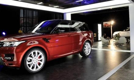 Range Rover Sport – premiera w Warszawie