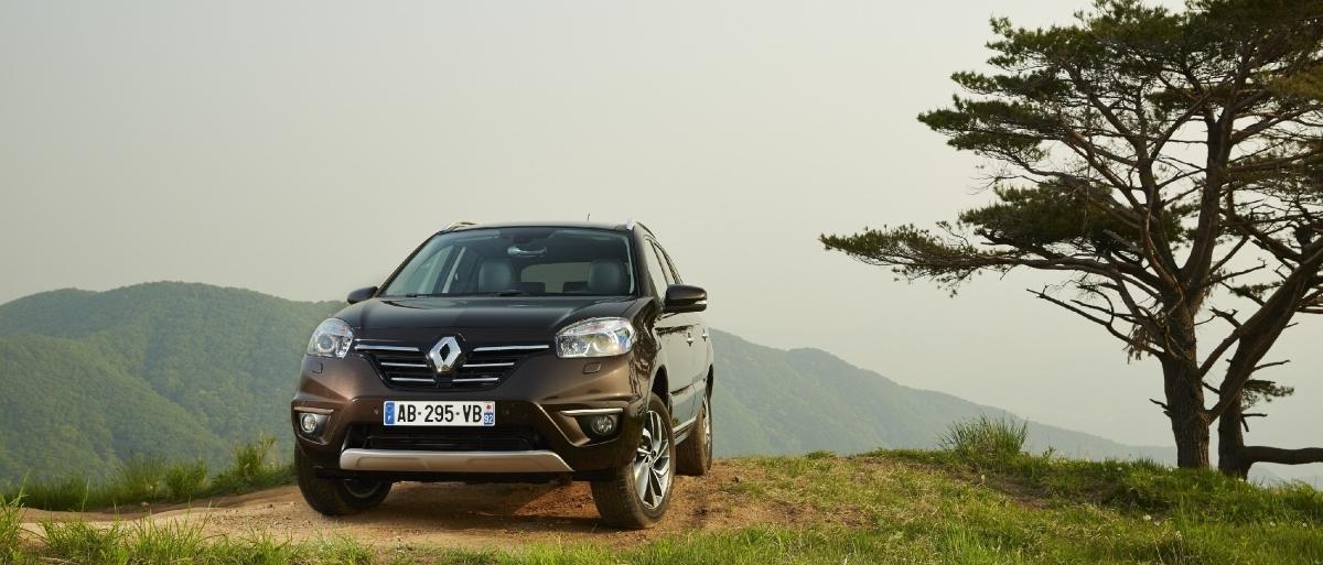 Renault Koleos 2013