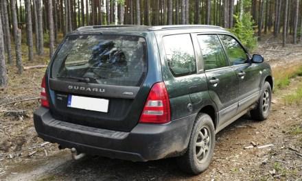 Subaru Forester – leśnik tylko z nazwy?