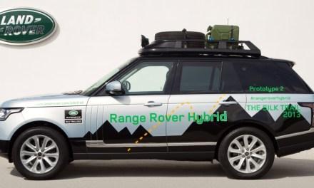 Pierwsza hybryda Land Rovera wchodzi na rynek