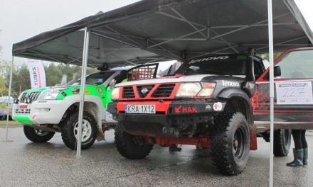 RMF 4RACING Team na ostatniej rundzie RMF MAXXX KAGER Rally 2013