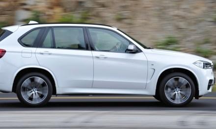 BMW X5 M50d: moc i oszczędność