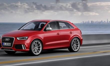 Audi RS Q3: pierwszy RS serii modelowej Q