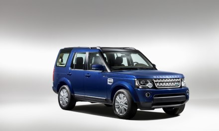 Land Rover Discovery 2014 – upragniony lifting