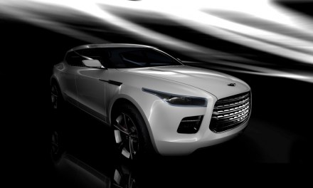 Lagonda – SUV ze stajni Aston Martin ?