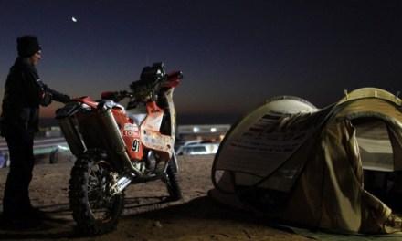 Samotne wilki Dakaru…