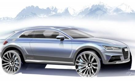 Nowy koncept Audi