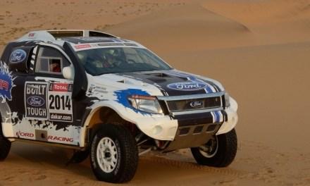 Ford Racing – debiut w Rajdzie Dakar 2014