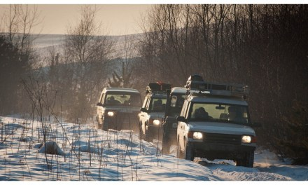 JURNA ZIMA – czyli zimowy weekend z Przygody4x4