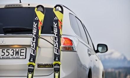 SUV-em na narty – czyli Mitsubishi Outlander Fisher