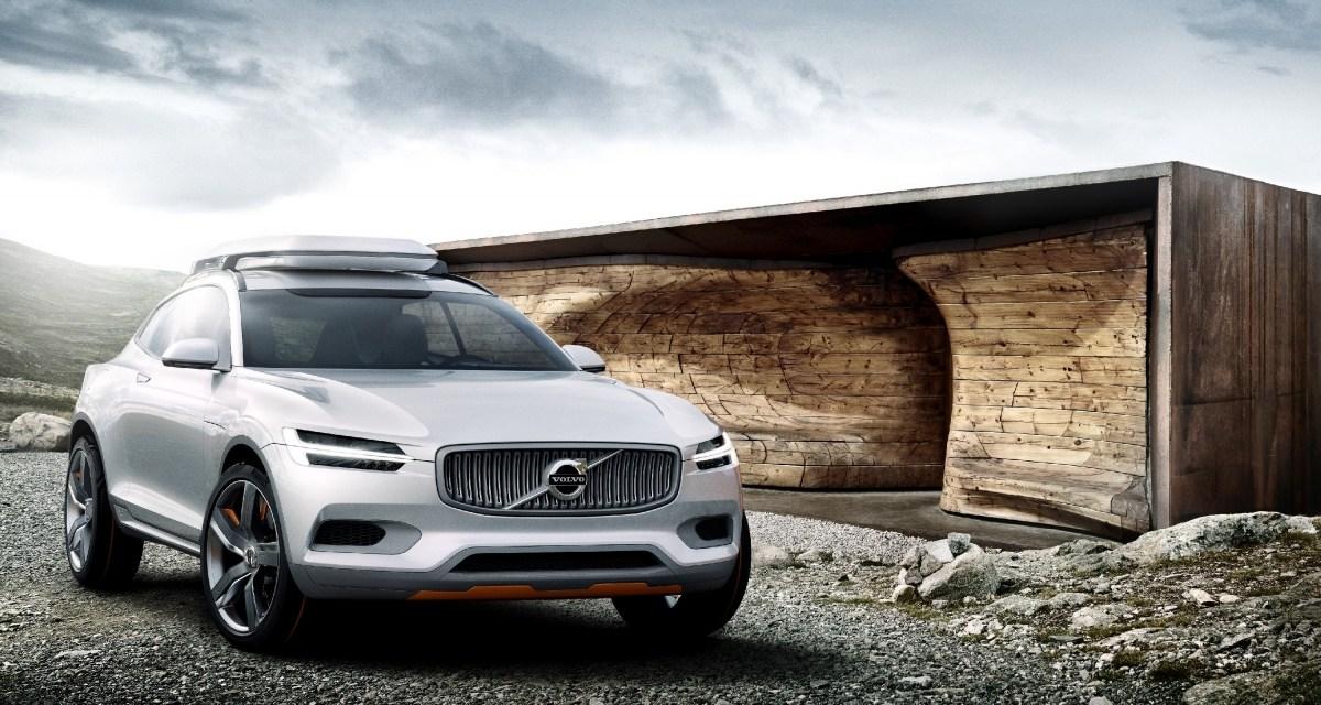 Concept XC Coupe – nowy SUV Volvo – oficjalnie