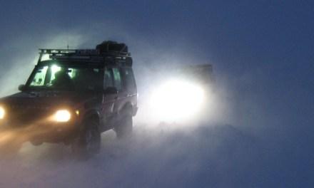 Wyprawa Aurora 2014 z Expedition Team