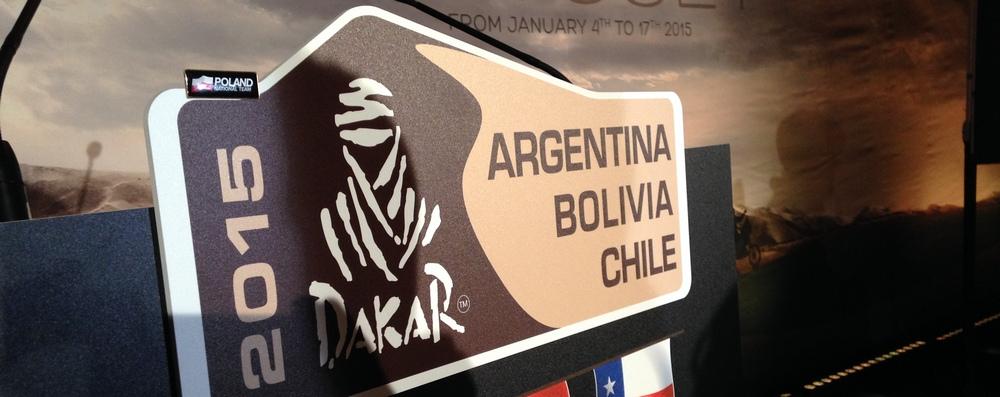 Krócej nie oznacza łatwiej – czyli Dakar 2015