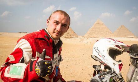 Łukasz ŁOKER Łaskawiec – nowy pilot zespołu RMF 4racing Team