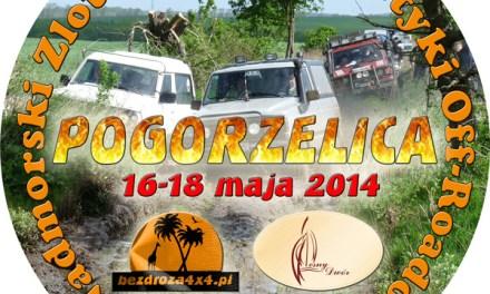 Off-roadowy zlot w Pogorzelicy już w weekend
