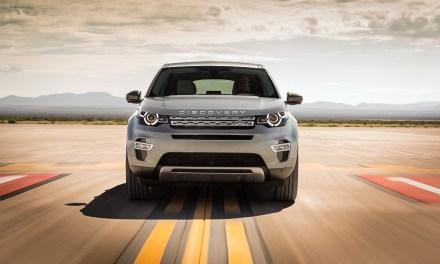Land Rover Discovery Sport – dzielny SUV