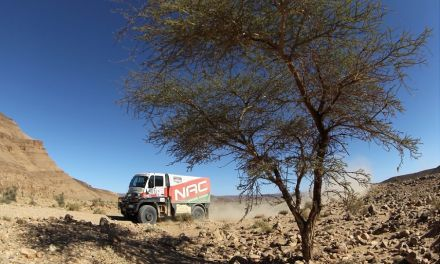 NAC Rally Team – czas Wielkiego Pakowania