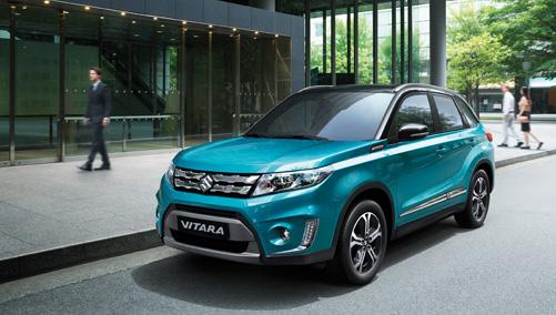 Suzuki VITARA – premiera nowego 4×4