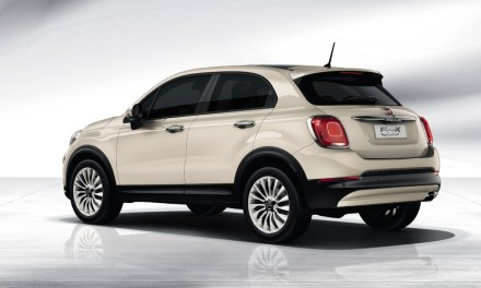 Fiat 500X – nowy crossover