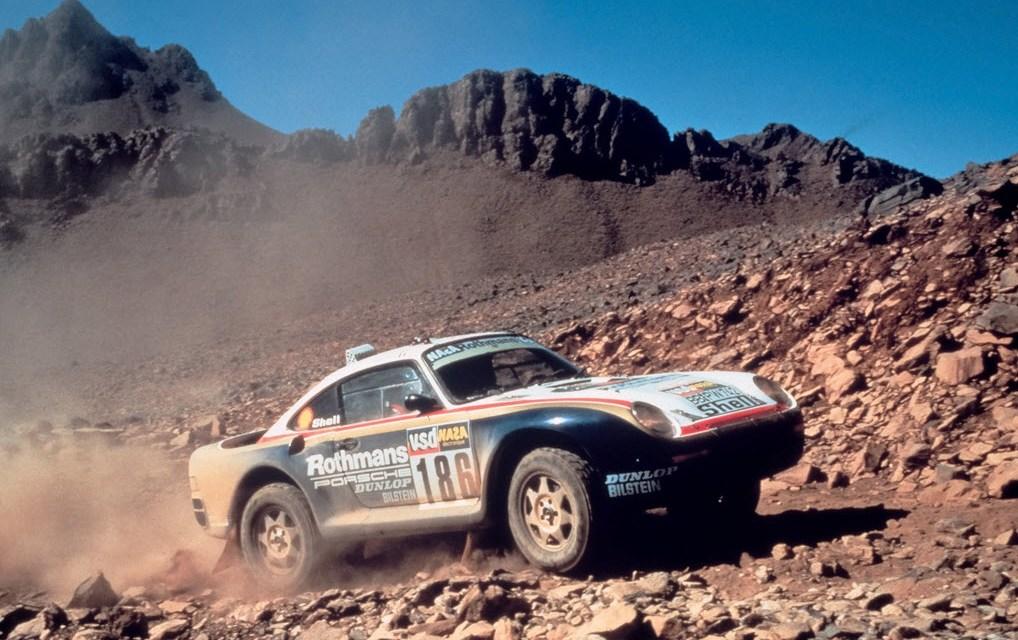 Paryż-Dakar 1986 – tragiczny i przełomowy – VIDEO-wspomnienie
