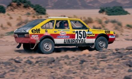 Paryż-Dakar 1982 – VIDEO-wspomnienie
